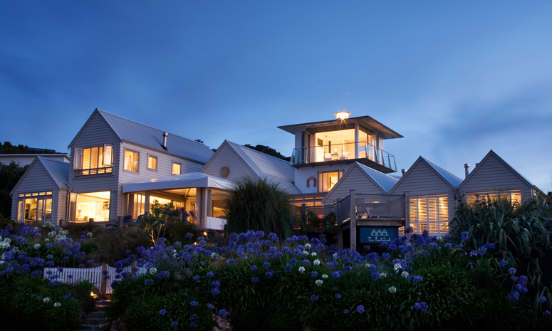 5 star boutique hotels auckland accommodation romantic for Best boutique hotels auckland