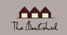 the boat shed logo